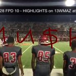 .@HowardHuskyFB showing out vs @FPDVikingSports at Mercers Five Star Stadium. #Tailgate13 #13WMAZ http://t.co/CJgSRehWyP