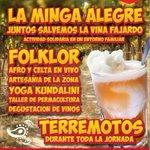 Minga Alegre en #Copiapó, rescatando la Viña Fajardo http://t.co/5o4ceBuSJK