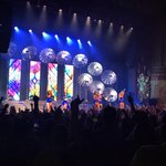 Our girls @FifthHarmony SLAYED their SOLD OUT NYC show tonight! #WorthItVMA http://t.co/4FrLysyatu