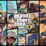 【しずかちゃん…】ドラえもんで「GTA5」キービジュアルを再現してみた http://t.co/6ElvTMEW40 ファンアート「Grant Theft Dora」が中国ネットで話題になっています。スネちゃま強そう! http://t.co/8eph5HYJ5Q