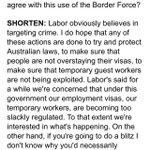Opposition Leader Bill Shorten opts for wet lettuce approach during height of #BorderFarce. http://t.co/4ovBgxFdQg