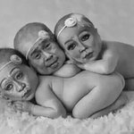 GALLERY: Throwback photos of triplets Nidora, Tidora, and Tinidora http://t.co/rOTe38Lff3 #ALDUBGettingCLOSER http://t.co/6aDbT715yX