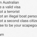 Enough is enough... #BorderForce #Auspol http://t.co/k9LlgOVklk