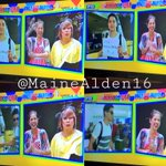 """LOLA BICOL PA MORE PO =)"" @aldenrichards02 @mainedcm Para kay Hany Go Bae! #ALDUBGettingCLOSER http://t.co/lEAZsrquyr"