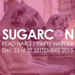 Sugarcon15, ecco il programma della Sugarpulp Convention2015 https://t.co/0RQ5mwCTfg http://t.co/0zsgqSrbEx