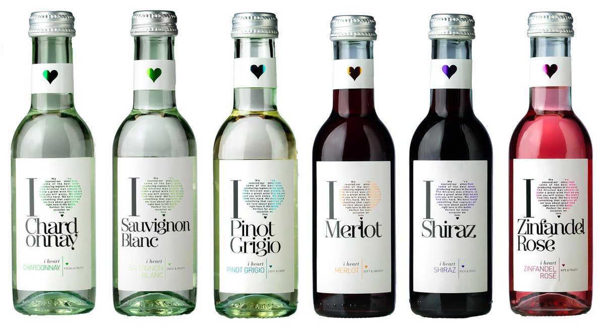 It's #FreebieFriday who'd like to win a set of wine miniatures from @iheartwines follow and RT to enter http://t.co/FluO6ozH42