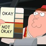 New streamlined #borderForce screening process to be announced for Melbourne CBD. #satire (Img credit: Family Guy.) http://t.co/9ntMCc7nLI
