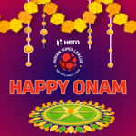 Heres wishing one and all a very Happy Onam from the #HeroISL family! #LetsFootball http://t.co/qFaq4Dgt9R