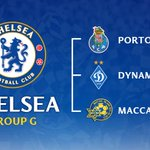 Heres a look at who #CFC will face in the Champions League group stage, following yesterdays #UCLdraw... http://t.co/Kf7ROpYgwK