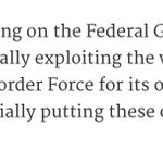 Wow. This statement from the Australian #BorderForces own union. #OperationFortitude #auspol http://t.co/99oYuTiYYb