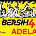 Dapat maklumat, beberapa bandar besar di Australia turut anjur himpunan #Bersih4. Hebat! #Bersih4 #Bersih4 #Bersih4 http://t.co/JFTvpR1fYU