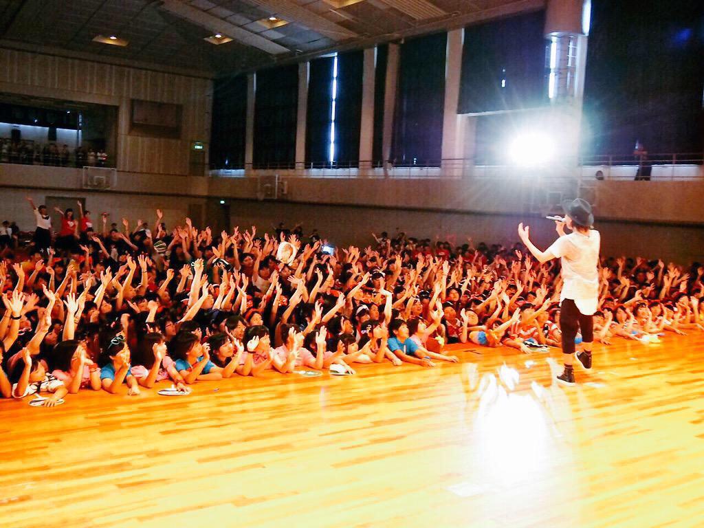 今日は仙台は常磐木学園の文化祭で LIVE DJでした