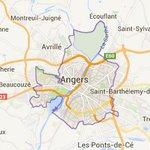 Vous ne trouvez pas que les délimitations d#Angers sur GMaps ressemble à une bigouden de profil qui sourit ? :) #BZH http://t.co/99L2nQZ3D5