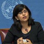 #ACNUDH expresa preocupación sobre la situación en la frontera entre #Colombia y #Venezuela: http://t.co/xjiSwDBWN7 http://t.co/HVzL2YQYUD