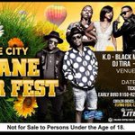 Tshwane Summer Fest on the 24th of October @RockTheCitySA 24  be there man. http://t.co/LBQQLQPepQ