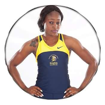 And it's Silver for #UTech Knight Elaine Thompson! Well done! http://t.co/nthvT6ff0t