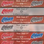 The Oshawa Generals Training Camp Schedule has been released. Find Out More Here ➣ http://t.co/JcsgLMgbyd http://t.co/g2sf0XrTE6