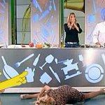 Tutti labbiamo pensato guardando la spaccata di Lisa Fusco. http://t.co/fFWJaNMAqo