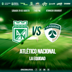 ¡Hoy juega mi Nacional! #VamosVerde #VamosTodosAlEstadio http://t.co/MnIidLIdHg