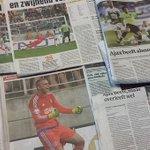 '#Ajax door na thriller.' Wat schreven de kranten nog meer over #jabaja? Lees het hier: http://t.co/0LZ5e1ZxJJ #UEL