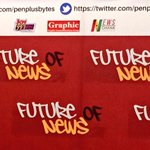 Were looking forward to an interactive morning at the Future of News Forum. Updates via #futureofnews. #Ghana http://t.co/fg5JgHAkcv
