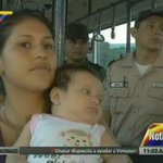 Madre colombiana confirma excelente trato de Venezuela en frontera de Táchira @madrugonazo1 http://t.co/zNOpQ1dy23 http://t.co/1pnN5MmRAc
