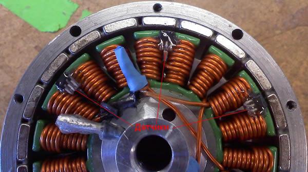 Постоянный двигатель своими руками