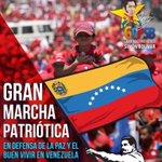 #YoMarchoXLaPazDeVzla Vamos todos y todas A marchar!! La patria Se defiende. No al contrabando, No Al Paramilitarismo http://t.co/cZmT4KBTHt
