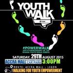 We dey fear talk true cos Ghana we dey ............. #PowerWalk Tomorrow http://t.co/S2BOGBRCba
