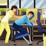 Onsite massage is a great way to introduce health & wellbeing to the workplace & demonstrate duty of care to staff. http://t.co/HI0TVF2vNh