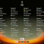 The official result of the #UELdraw: http://t.co/A79lF67sw6
