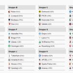 I gironi di #EuropaLeague con #Napoli, #Lazio e #Fiorentina http://t.co/ZbaEgOPzBV