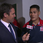 Congratulations to Roger Tuivasa-Sheck, tonights Man of the Match! #NRLManlyRoosters #WWOS http://t.co/ORZ6MliWFa