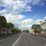 "Запомните улицу Ленина просторной, ведь с завтрашнего дня её ""ужмут"" в два раза: http://t.co/n4srIsy5ki #Омск #дороги http://t.co/LKoTkFMUWD"