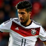 Congratulations to #LFCs Emre Can on his first call-up to the Germany senior squad http://t.co/u5DavjNsyg http://t.co/4XKL1vTu3W