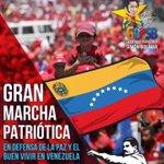 ¡Feliz viernes! Hoy el Pueblo marchará en respaldo a las medidas de Paz del Pdte.@NicolasMaduro #YoMarchoXLaPazDeVzla http://t.co/8R7I0qT4FU