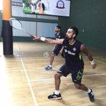 RT @YonexAllEngland: Great to see India cricketers including @imVkohli & @harbhajan_singh enjoying a break with some badminton this week! h…