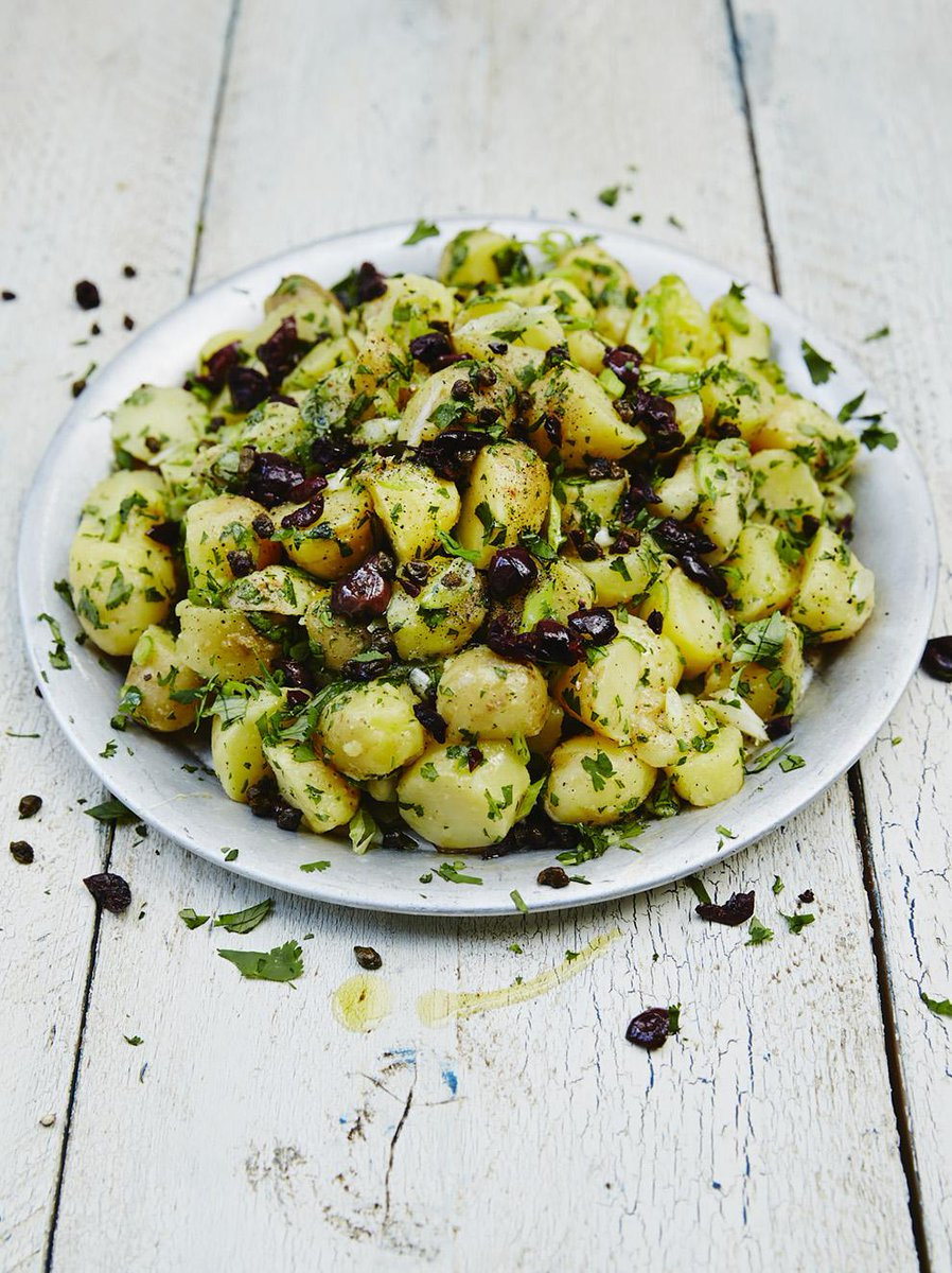 You can't beat a good potato salad! – serve it with grilled fish or meat http://t.co/wyl7RRifGP #recipeoftheday http://t.co/Ig0hrmatil