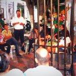 En el barrio el parque Ingrid Gómez, Flia y vecinos nos dieron su respaldo Asamblea # 52 Alianza verde http://t.co/jWLCp1BjSm
