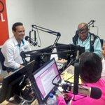 Seguimos la ronda de medios con la visita a @RadioGaleon donde hablamos de la importancia de la #AsambleaComunera http://t.co/FKrQ6l0aRj