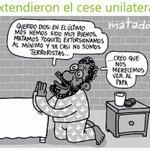 Y le recomiendan poquito al dictador @NicolasMaduro q maltrate colombianos para tener excusa de suspender elecciones. http://t.co/FiXqXqs60t