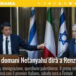 Ecco quel che Netanyahu chiederà domani a Renzi... E Renzi ai suoi: cazz... proprio là dove non sono preparato! http://t.co/oFJMPdSxDM