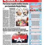 SibciGuarico: #CiudadGuárico | Psuv Zaraza respalda medidas tomadas por el presidente Nicolás Maduro. NicolasMadur… http://t.co/RJbPDuQO3Y