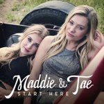 RT for a chance to win a SIGNED guitar from @MaddieandTae! Get their NEW album #StartHere NOW: http://t.co/uwYFtctWE8 http://t.co/RNHGM7uaNi