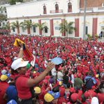 Inicia concentración en apoyo a la Patria, contra el paramilitarismo y el contrabando http://t.co/Pb8p6M2NU0 http://t.co/o5vIfs99tu