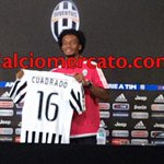 #Cuadrado: Pronto per #Roma, vinceremo http://t.co/FwwqRC6b7t http://t.co/KXEXwYzQp7