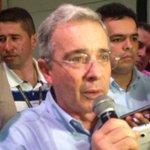 El tirano no debe continuar como garante del proceso de paz: @AlvaroUribeVel a @NicolasMaduro http://t.co/kCgbGWbfX7 http://t.co/XJEUo4KXvV