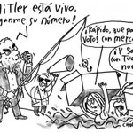 #CaricaturasDeHoy Chócolo http://t.co/23UNjaRFJt http://t.co/Wcqgql7AIk