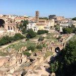 #palatino #Roma @TrastevereRM @SaiCheARoma @GreatBeautyRome @ziaTata72 @FotoDiRoma sfidando il caldo; Roma lo merita http://t.co/OW4I5mDIKR