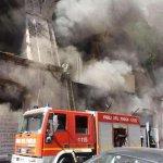 #roma Monteverde: incendio al Centro Carni, nuovo focolaio nella notte http://t.co/4hRRXUmFit #notizie http://t.co/j9kLpQrAke